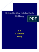 16. Ike-The Role of Crystalloid, Colloid and Blood[1]