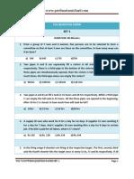 Tcs Question Paper_set-1