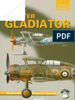 Gloster Gladiator [Mushroom 6104]