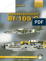 Mushroom - Yellow Series. #6101. Messerschmitt Bf-109 G