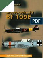 Mushroom - Yellow Series. #6102. Messerschmitt Bf 109E