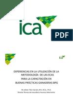 06 ECAS ICA BPG