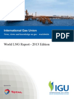 IGU World LNG Report 2013