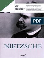 Nietzche - Martin Heidegger