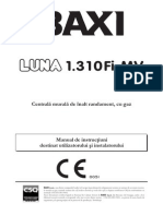 Manual Luna 1310 Fi Mv