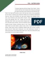 PCK Sistem Suria