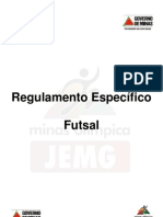 Campeonato Futsal