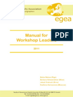 Manual for Workshop Leaders