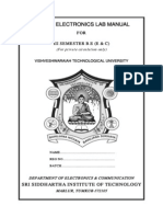 Delec Lab Manual
