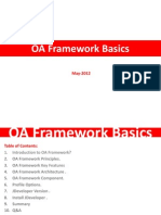OA Framwork Presentation