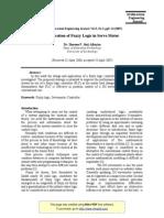 Application of Fuzzy Logic in Servo Motor