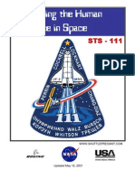 NASA Space Shuttle STS-111 Press Kit