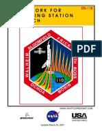NASA Space Shuttle STS-110 Press Kit
