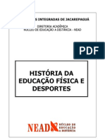 Apostila de História da Educação Física