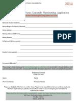 MPNCA Application 2014