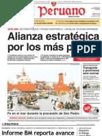 El Peruano  30/07/2009