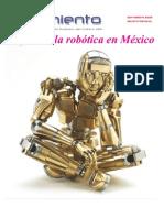 Impulsan la robótica en México