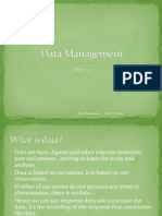Unit 3(a)_Data Management