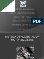 Presentation (S. de Alimentacion Diesel)