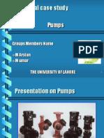 Pumps Slides