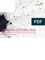 The Last Cultural Mile
