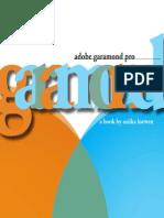TypeBookAdobe Garamond Pro