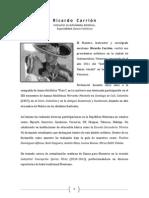 CV Semblanza Ricardo