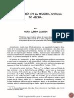 Sureda Carrión Núria 1988  La monarquia en la historia antigua de Iberia