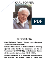 Karl Popper.[1]