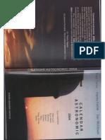 Astronomical Calendar 2004