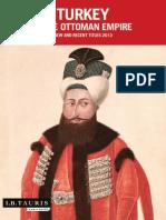 Turkey and the Ottoman Empire 2013