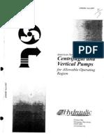 Ansi-hi 9 6 3-1997 Centrifugal and Vertical Pumps