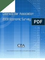 CBA_2008 Econ Survey