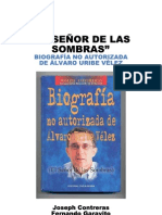 El Señor de las Sombras_ biografia_de Alvaro Uribe Velez