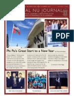 The Cal Nu Journal Fall 2013