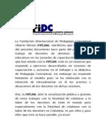 FIPC _ Modelación didáctica- Reconocer textos narrativos