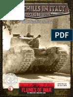 Churchill Squadron Italy FoW