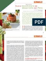 Revista Equitierra 5 Gastronomia Nueva Locomotora Desarrollo Del Peru