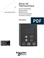 ATV58-Manual de Programacion