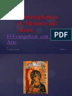 EL Evangelio y El Arte. Paleocristiano Jhs
