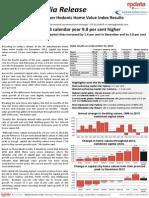 RP Data Rismark Home Value Index 2 January 2014MediaRelease