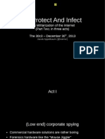 Jacob Appelbaum - To Protect and Infect