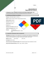HDSP Acetileno