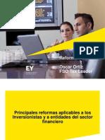 Reforma Fiscal Tema Bursatil