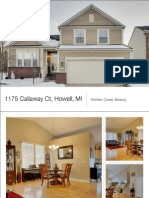 1175 Callaway Ct, Howell, MI | HIdden Creek Beauty