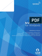 NVivo10 Getting Started Guide Spanish