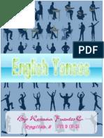 English Tenses (Oraciones)