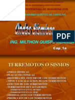 Ondas Sismicas 1a 2012