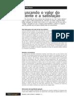 Philip Kotler - Buscando o valor do cliente e a satisfação