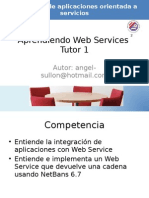 Angel Sullon-Web Services Tutor1